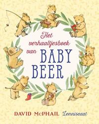 Het verhaaltjesboek van Babybeer McPhail, David