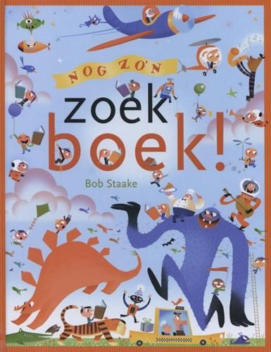 Nog zo een zoek boek Staake, Bob