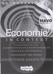 Economie in Context Bieldeman, Ton