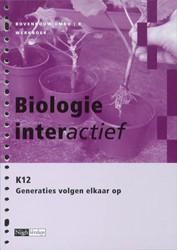 Biologie Interactief -generaties volgen elkaar op Horst, Jeroen van der