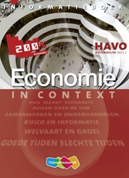 Economie in Context -TWEEDE FASE, 2010 Bielderman, A.J.