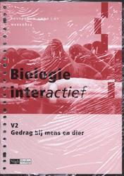 Biologie Interactief -Gedrag bij mens en dier Berg, B. van den