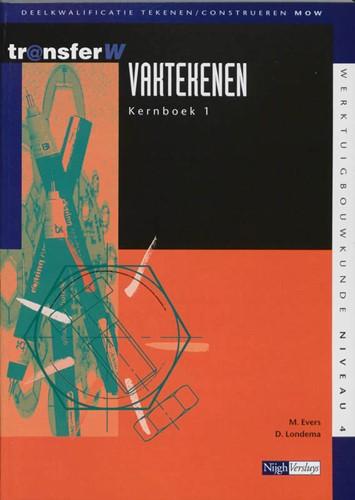 TransferW Vaktekenen Evers, M.