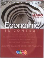 Economie in Context -Tweede fase, 2010 Bieleman, A.J.