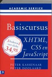 Basiscursussen Basiscursus XHTML, CSS en -BOEK OP VERZOEK Kassenaar, P.