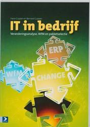 IT in bedrijf -veranderingsanalyse, WfM en pa kketselectie Cuppen, Hans