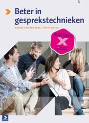 Beter in gesprekstechnieken Berg, Marike van den