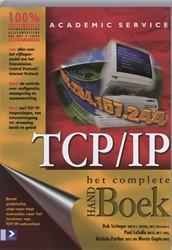 Het complete HANDBoek TCP/IP -BOEK OP VERZOEK 000587 Scrimger, R.