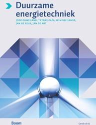 Duurzame energietechniek -DUURZAME ENERGIE Ouwehand, Joop