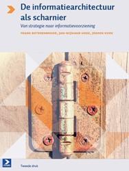 DE INFORMATIEARCHITECTUUR ALS SCHARNIER -VAN STRATEGIE NAAR INFORMATIEV OORZIENING BOTERENBROOD, FRANK