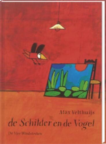 De schilder en de vogel -V00537 000537 Velthuijs, Max