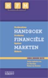 Handboek Financiele Markten -deelmarkten, producten, speler s en risico's Besuijen, J.