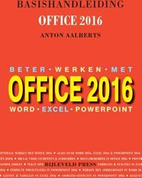 Basishandleiding Beter werken met Office Aalberts, Anton