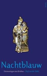Nachtblauw -ontmoetingen met Krishna Velde, P. van der