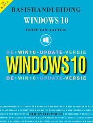 Basishandleiding Windows 10 -de update versie Aalten, Bert van