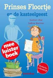 Prinses Floortje en de kasteelgeest Meel -meeluisterboek Likar, Gudrun