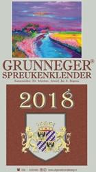 Grunneger spreukenklender 2018 Schreiber, Fre