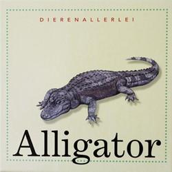 ALLIGATOR -905566216X-S-GEB JOHNSON, JINNY