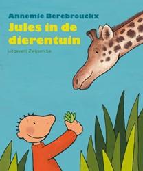 Jules in de dierentuin Berebrouckx, Annemie
