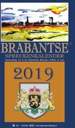 Brabantse Spreukenkalender 2019 Swanenberg, Cor