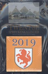 Twentse spreukenkalender 2019 Nijkamp, Ge