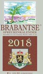 Brabantse spreukenkalender 2018 Swanenberg, Cor