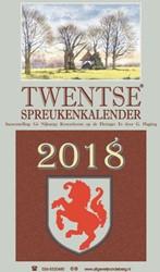 Twentse spreukenkalender 2018 Nijkamp, Ge