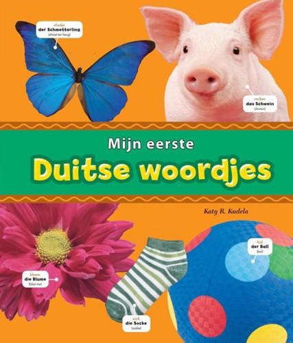 Mijn eerste Duitse woordjes Kudela, Katy R.