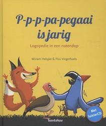 P-p-p-pa-pegaai is jarig -logopedie in een notendop Helsper, Miriam