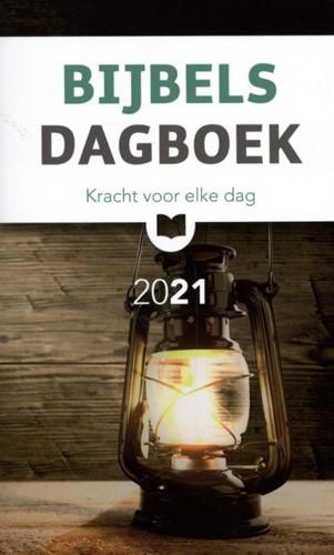 Bijbels dagboek 2021 -Kracht voor elke dag