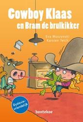 Cowboy Klaas en Bram de brulkikker -dyslexievriendelijk Muszynski, Eva