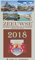 Zeeuwse spreukenkalender 2018 Willemsen, Rinus