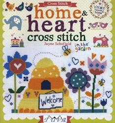 Home & Heart Cross Stitch Schofield, Jayne