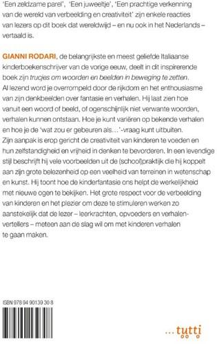 Grammatica van de fantasie -Introductie in de kunst van ve rhalen verzinnen Rodari, Gianni-2