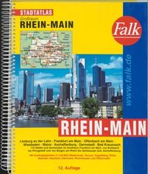 FRANKFURT/RHEIN-MAIN KAARTBOEK