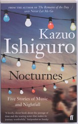 NOCTURNES -Five Stories of Music and Nigh tfall KAZUO ISHIGURO