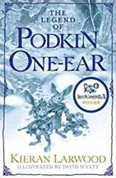 Five Realms: The Legend of Podkin One-Ea Larwood, Kieran