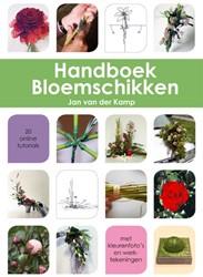 Handboek bloemschikken Kamp, Jan van der