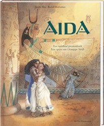 Aida -een muzikaal prentenboek / een opra van Giuseppe Verdi Herfurtner, Rudolf