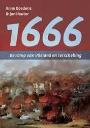 1666 - DE RAMP VAN VLIELAND EN TERSCHELL Doedens, Anne