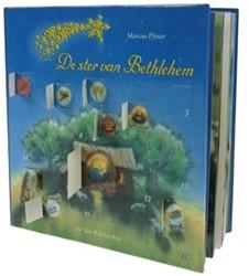 De ster van Bethlehem, adventsboekje Pfister, Marcus