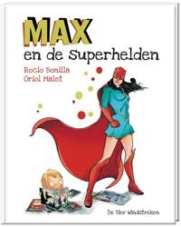 Max en de superhelden Bonilla, Rocio