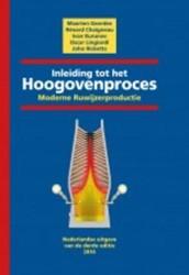 Inleiding tot het hoogovenproces -moderne ruwijzerproductie Geerdes, Maarten