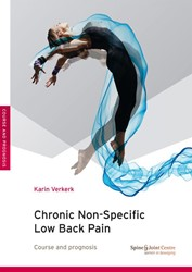 CHRONIC NON-SPECIFIC LOW BACK PAIN -COURSE AND PROGNOSIS VERKERK, KARIN