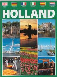 Holland 6-talige editie -Duits, Engels, Frans, Italiaan s, Nederlands en Spaans Loo, Bert van