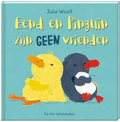 Eend en Pinguin zijn GEEN vrienden Woolf, Julia