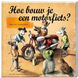 Hoe bouw je een motorfiets? Sodomka, Martin