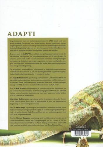 Adapti -vragenlijst naar adaptieve vaa rdigheden voor jongvolwassenen Schiettecatte, Inge-2