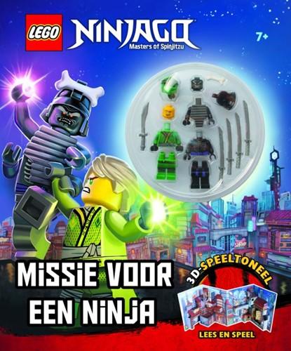 LEGO NINJAGO Missie voor een Ninja -3D Speeltoneel