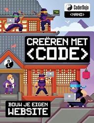 CoderDojo - Creeren met code: bouw je ei -bouw je eigen website Hatter, Clyde